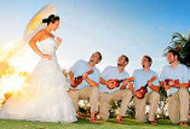 La serenata pre-matrimonio ancora di moda