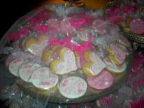 Biscotti realizzati da Barbara Marazzi di La Confettata