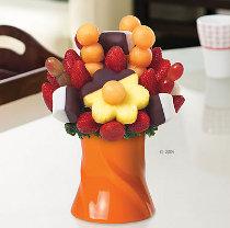 Chocolate Banana Daisy - Bouquet di frutta realizzato da Edible Arrangements