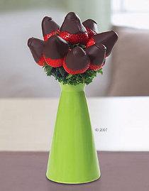 Little Appreciation Expression - Bouquet di fragole al cioccolato per le nozze