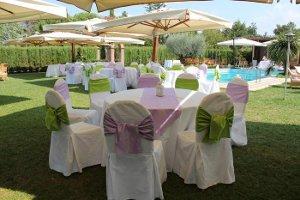Assegnazione posti a tavoli al ricevimento - Tavoli rotondi per catering ...