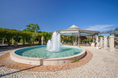 Piazzale delle fontane