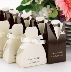Small Wedding Gift Bag Ideas : Bomboniere per il matrimonio e confettiLeMieNozze.it
