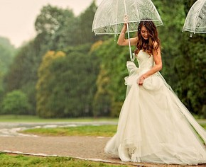 Sposa bagnata sposa fortunata