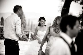 Foto del matrimonio in stile reportage