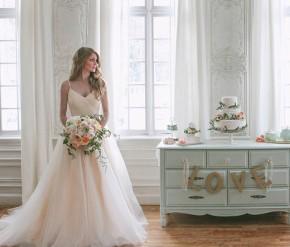 Galateo del matrimonio: l'abito spetta alla sposa