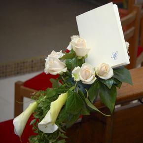 Il libretto per la messa di matrimonio