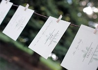 Inviti del matrimonio
