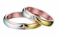 Fedi nuziali, anelli di fidanzamento e gemelli per il matrimonio a ...