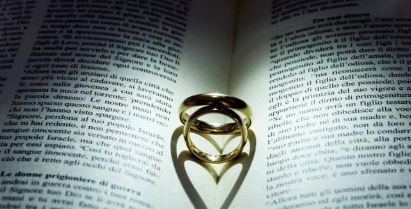Auguri Matrimonio Bibbia : Vangelo del matrimonio lemienozze