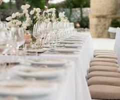 5 irresistibili idee per il centrotavola del matrimonio