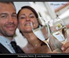 Fabrizio Foto - Il brindisi degli sposi