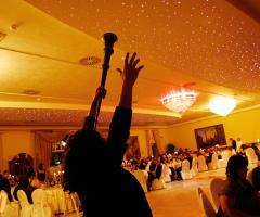Spettacolo musicale per il matrimonio
