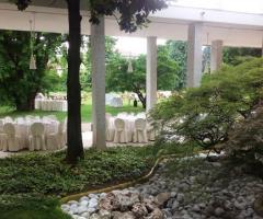 Matrimonio in giardino a Torino - Villa Giacomelli