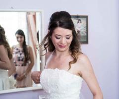 Simone Gavana Foto - La sposa prima del matrimonio