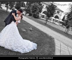 Fabrizio Foto - L'amore degli sposi in risalto