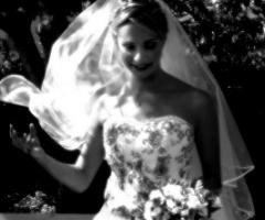 Fotografia della sposa