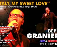Beppe Granieri The Wedding Singer - Musica per matrimoni a Lecce