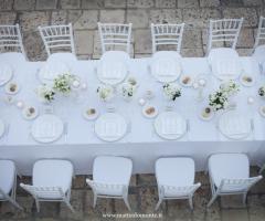 F&B Luxury Events - Ricevimento di nozze