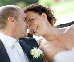 Lo sguardo degli sposi - Paola Montiglio Photography