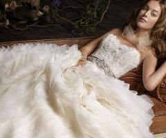 Fiori per la sposa glamour