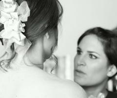 La Libellula Movies&Shots - La sposa al trucco
