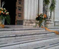 Fiori per la cerimonia di nozze