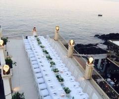 Palazzo Fiorini - Ricevimenti sul mare