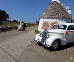 Antony Live - Auto noleggio per matrimoni a Taranto