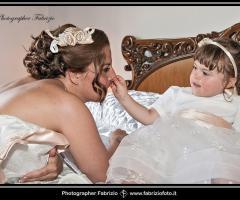 Fabrizio Foto - La naturalezza della sposa