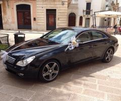 Antony Live - Auto noleggio per il matrimonio a Martina Franca