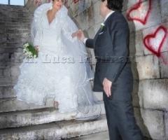 Foto degli sposi dopo il sì