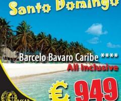 Viaggio di nozze a Santo Domingo