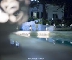 F&B Luxury Events - Dettagli di luce a bordo piscina