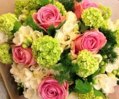 Bouquet per la sposa a Bari