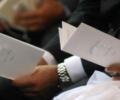 Prima lettura del matrimonio