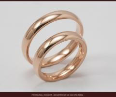 Biffi Gioielli - Fede in oro rosa