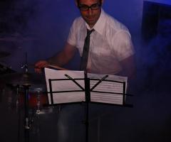 Il batterista dei Diversamente Funk Band