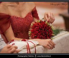 Fabrizio Foto - Il bouquet di nozze