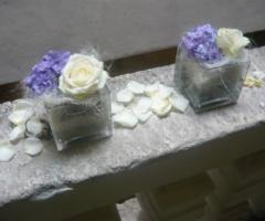 Fiori e addobbi per il matrimonio a Bari