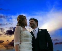 Fotografia in stile classico degli sposi