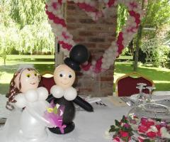 Addobbi per il matrimonio a Torino