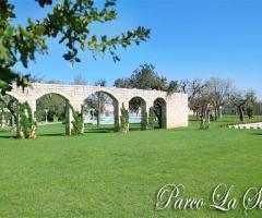 Parco per il ricevimento di nozze