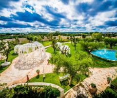 Ricevimento di matrimonio a Parco La Serra