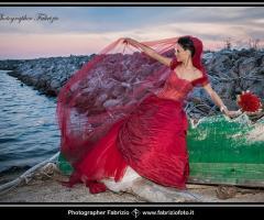 Fabrizio Foto - La sposa al mare