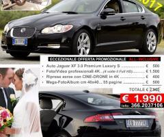 Sensation Events - Noleggio auto per matrimoni