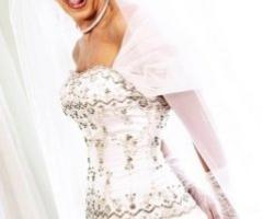 Foto in stile reportage della sposa