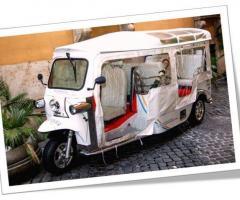 Tuk Tuk Roma Tour