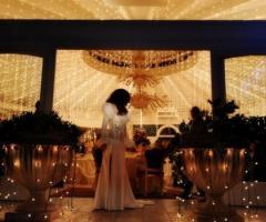 Ricevimento di matrimonio invernale