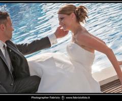Fabrizio Foto - La carezza dello sposo